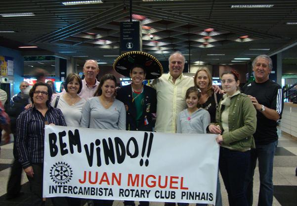 Chegada no aeroporto São José dos Pinhais PR [Curitiba]