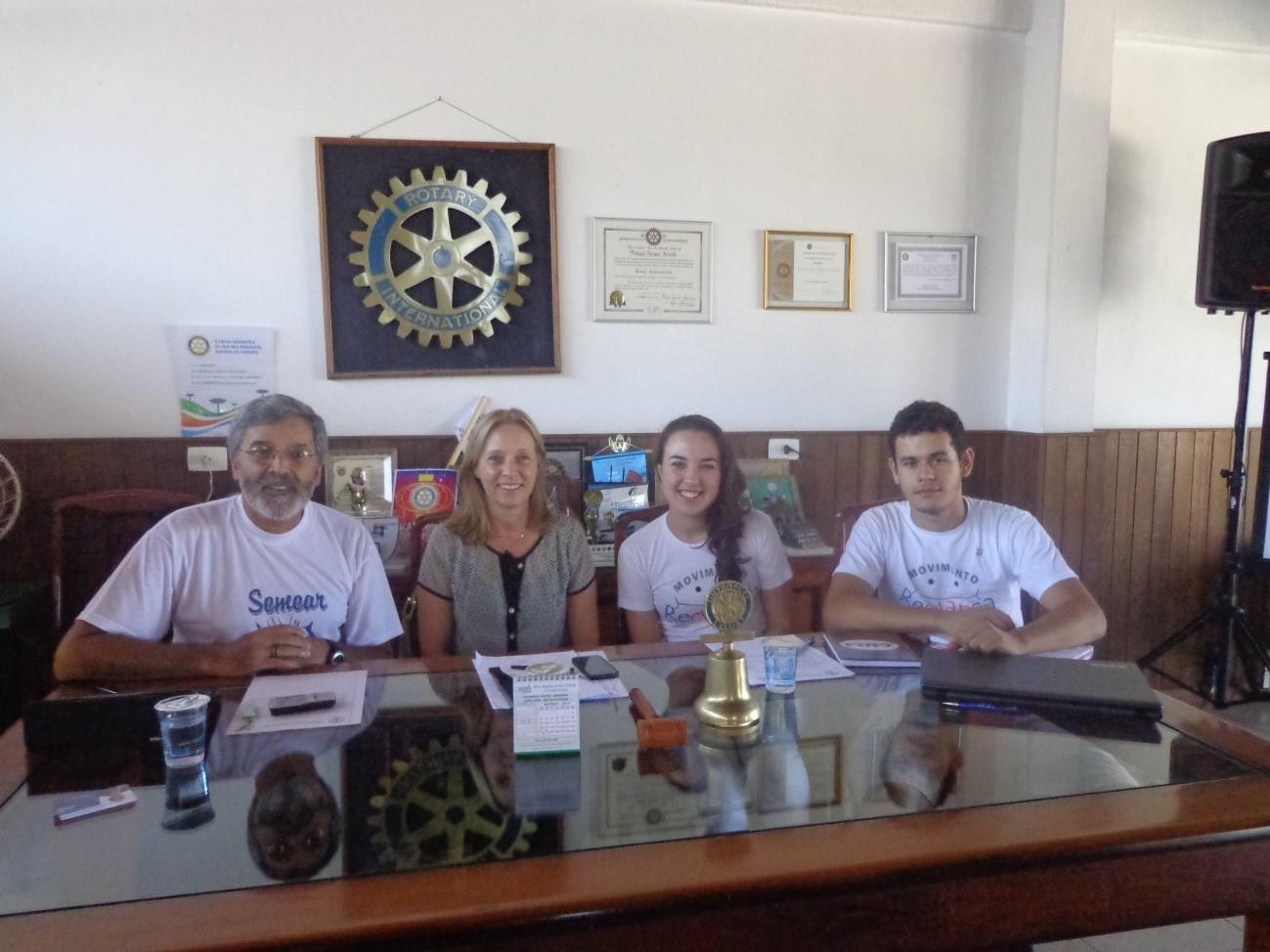 Rotary Club de Pinhais promove palestra sobre Prevenção às Drogas – Gestão  2013 2014 c8748069c7