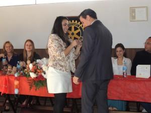Presidente Fernanda Mattos inicia posse do Conselho Diretor do Rotaract Club de Pinhais