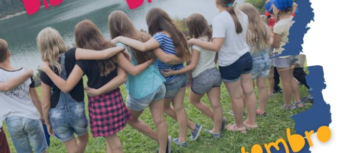 22 de setembro. dia da juventude do brasil