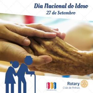 27 de setembro. dia nacional do idoso