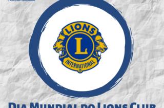 10 de outubro. dia mundial do lions