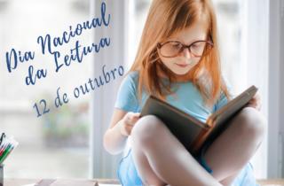 12 de outubro. dia nacional da leitura