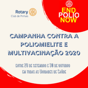 campanha vacina polio 1