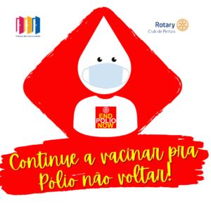 campanha vacina polio 2020. 2
