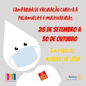 campanha vacina polio 2020. 4