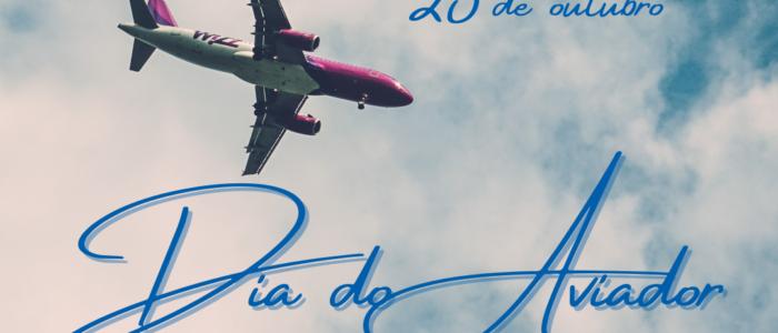 23 de outubro. dia do aviador