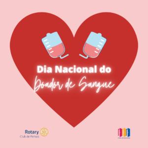 25 de novembro. dia nacional do doador de sangue