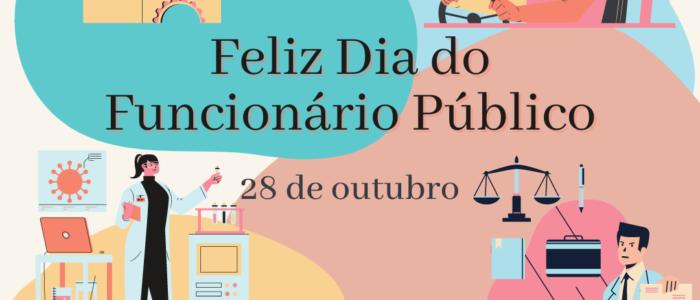 28 de outubro. dia do funcionario publico