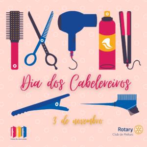 3 de novembro. dia dos cabelereiros