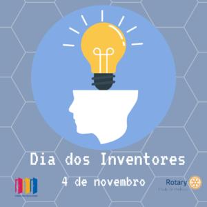 4 de novembro. dia dos inventores