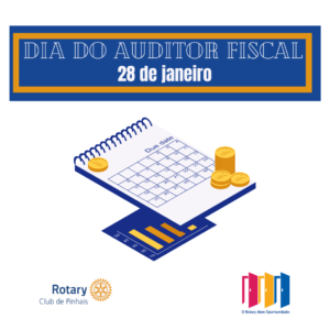 28 de janeiro. dia do auditor fiscal