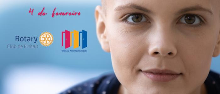 4 de fevereiro. dia mundial contra o cancer