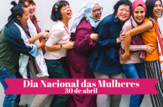 30 de abril. dia nacional da mulher