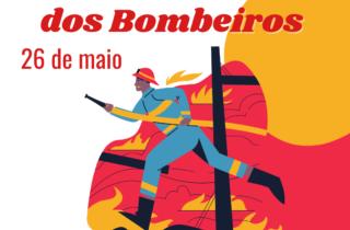 26 de maio. dia dos bombeiros