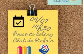 Posse do Rotary Club de Pinhais1